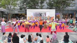 vuclip Joget Lambak (Mak Inang Pulau Kampai, Joget Serampang 12) @ Pusaka II | Azpirasi Dance Group