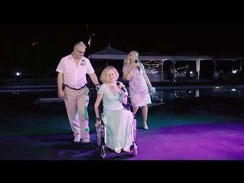 Музыкальное поздравление родителей на свадьбе - Ржачные видео приколы