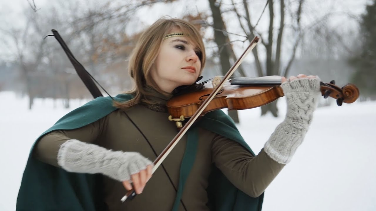 The Banner Saga Medley feat. Malukah (Violin and Vocals) - Taylor Davis