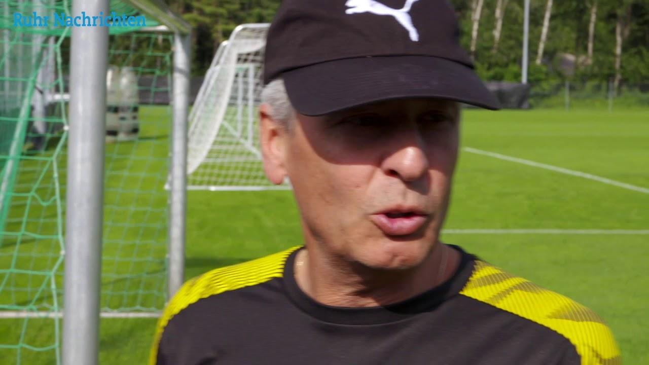 So bewertet Lucien Favre das BVB-Trainingslager