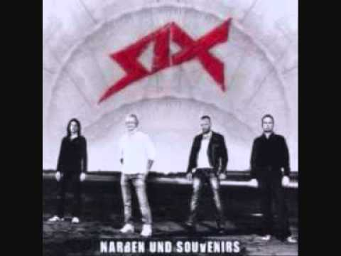 SIX-Mr. Rock n Roll (Album Narben & Souveniers)