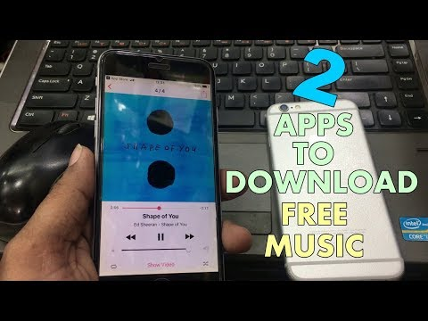 TOP 2 Best Apps to Download Free Music on Your iPhone (OFFLINE MUSIC) | 2017 || No Jailbreak