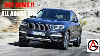 [Hot New] 2018 BMW X3 Review
