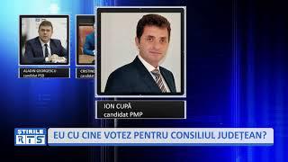 EU CU CINE VOTEZ PENTRU CONSILIUL JUDEȚEAN