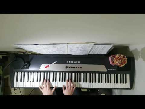 City of stars (From 'La La Land' Soundtrack), 라라랜드 OST (Piano Cover)