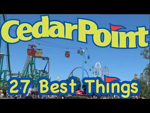 The 27 Best Things at Cedar Point