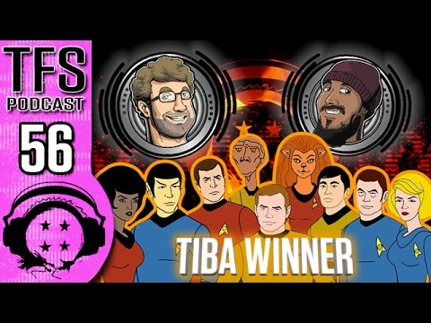 TFS Podcast Episode #56 -#TIBA Gets Wrecked!! (Team Four Star)