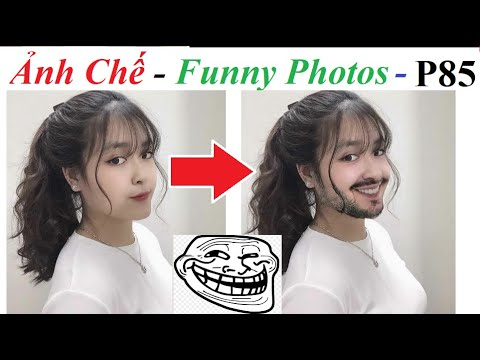 💥Ảnh Chế  – Funny Photos (P 85) 💥Hot Girl nhờ cộng đồng mạng chỉnh sửa ảnh và cái kết cực troll