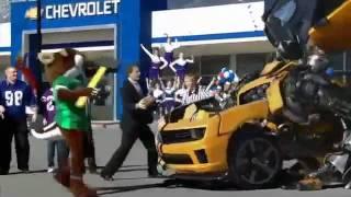 Chevrolet Camaro - Comercial Transformers 2011