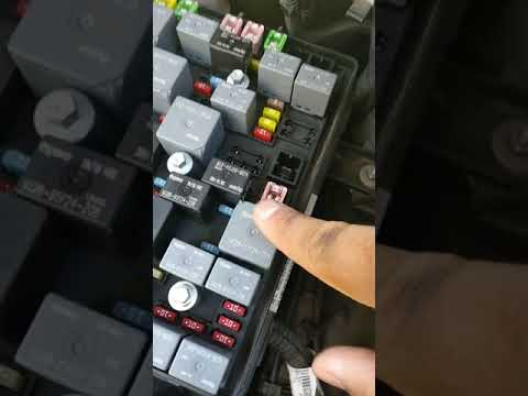 2008 HHR CHEVY Problem Code P480 Cool Fan Not Working