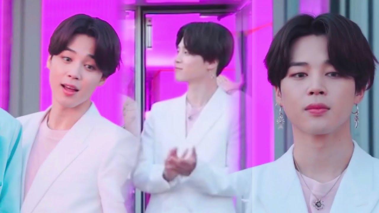 방탄소년단 배스킨라빈스 광고 메이킹 지민컷 (BTS Baskin Robbins ad making Jimin cut)