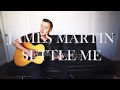 Download James Martin - Settle Me MP3 song and Music Video