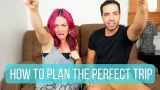 How to Plan Your Perfect Trip + HUGE Annoucement