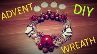 DIY - How to make Advent Wreath