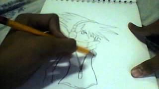 How To Draw Neku Sakuraba