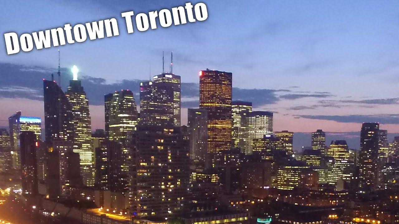 Ontario Canada Downtown Downtown Toront...