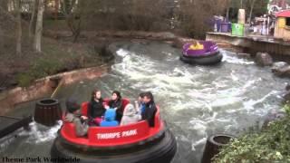 Rumba Rapids Off Ride - Thorpe Park