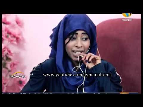 كوميديا سودانية نشرة نسوان بنات ميكي رمضان 2016   10Youtube com