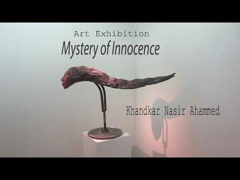 Contemporary Art of Bangladesh: Mystery of Innocence by Khandkar Nasir Ahammed