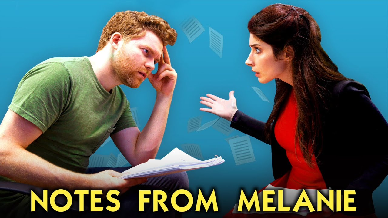 Notes from Melanie - Comedy/Drama Short Film