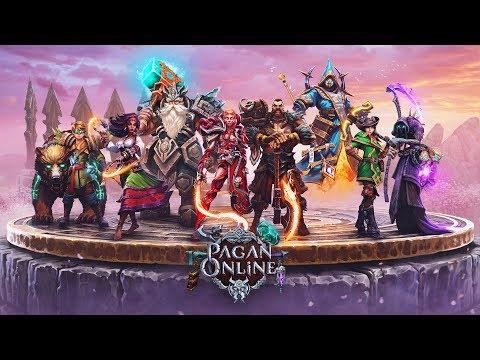 PAGAN ONLINE | Un nuevo Action RPG al estilo Diablo !!
