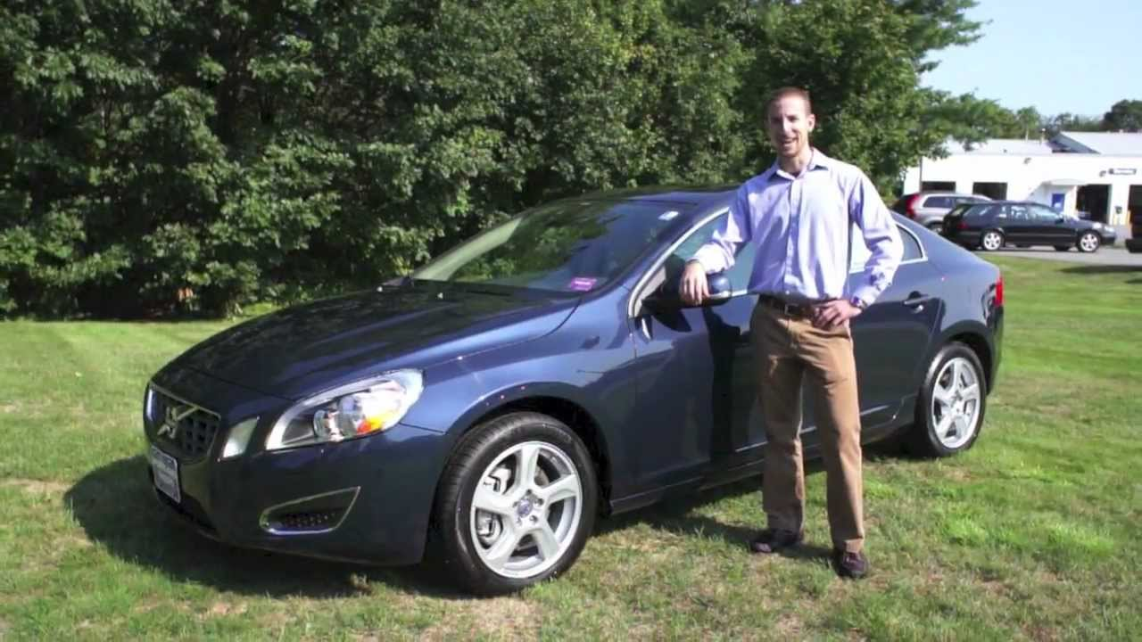 2013 Volvo S60 T5 AWD Sedan $1,000 Conquest Offer at PortlandVolvo.com - YouTube