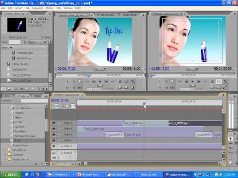 Học dựng phim bằng Adobe premiere bài 5