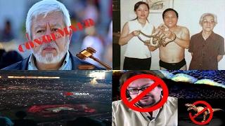 Tercer Milenio de Jaime Maussan en problemas, muerte de falso Gurú en China... I E - 12 Febrero
