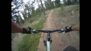 Colorado Mountain Biking: Buffalo Creek II Thumbnail