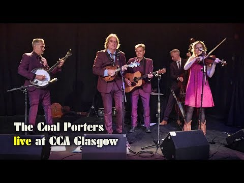 The Coal Porters - Bluegrass Broth (Live)