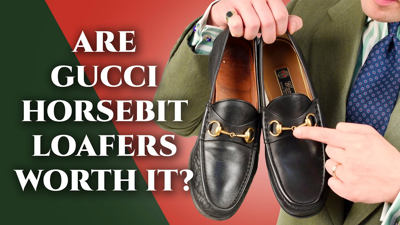 d91b4e2eaba Gucci Horsebit Loafers 1953 Review  670 -  2600 - Is It Worth It ...