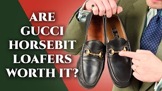 Gucci Horsebit Loafers 1953 Review $670 - $2600 - Is It Worth It?  Part IV - Gentleman