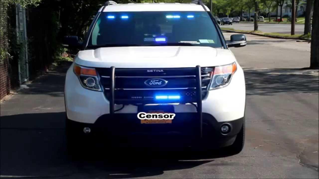 Pov 2017 Ford Explorer Lights