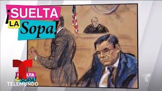 ¡Así continúa el juicio al Chapo Guzmán! | Suelta La Sopa | Entretenimiento