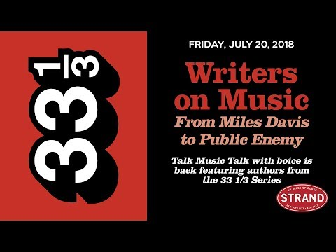 Writers on Music: From Miles Davis to Public Enemy
