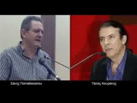 Σ. Παπαθανασίου-Τ. Κουράκης στο Radio Θεσσαλονίκη.flv