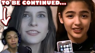 VIDEO REACTION - Andrea Brillantes, To be continued & Horror