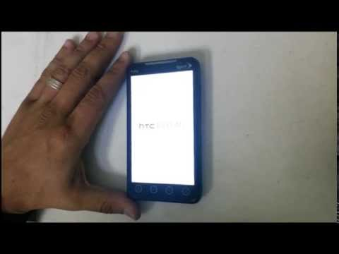How To Reset HTC EVO 4G - Hard Reset and Soft Reset