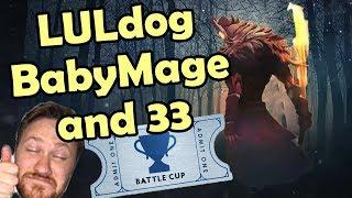 Comeback Cup with Bulldog MagE- 33 Aviana