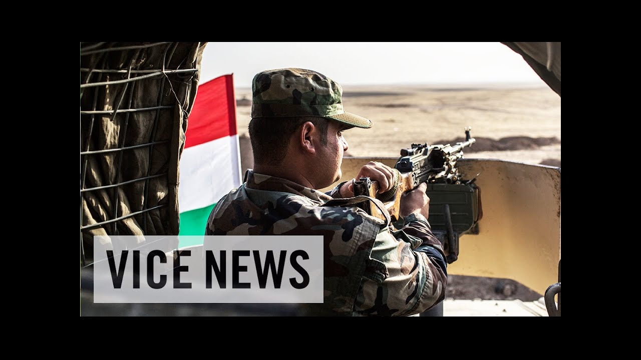 The Battle for Iraq Dispatch 2 VICE News