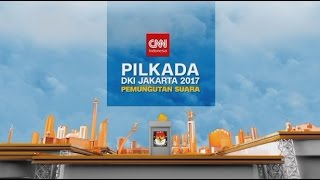 Live! Selamat Bertugas Gubernur DKI Terpilih, Anies-Sandi Unggul Pilkada DKI Versi Hitung Cepat