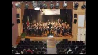 Unió Musical Beniarbeig-AROUND THE WORLD IN 80 DAYS