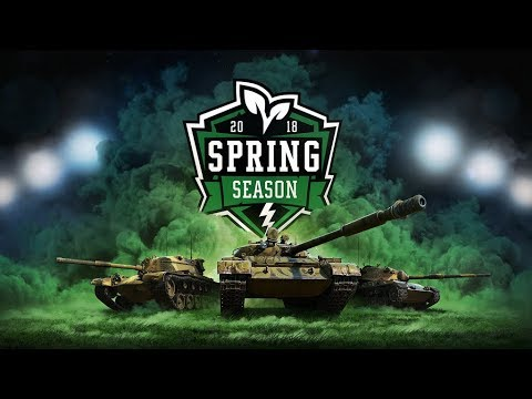 Pro Spring Season Tournament Games - Wot Blitz
