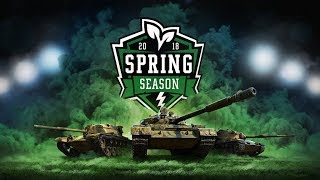 Pro Spring Season Tournament Games - Wot Blitz
