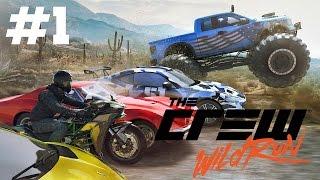 The Crew: Wild Run Gameplay Ca carbure sec! FR