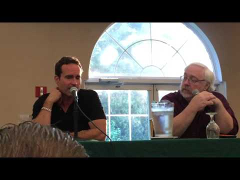Jason Patric Q&A at Monster Mania Con 34, Cherry Hill, NJ