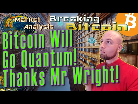 Why Quantum Computing Is No Threat To Bitcoin and Is Craig Wright Boosting Bitcoin's Price?