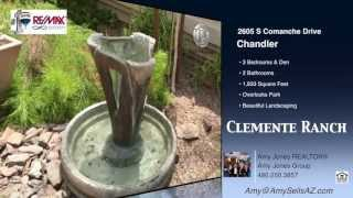 Clemente Ranch Chandler AZ - Sold by the Amy Jones Group