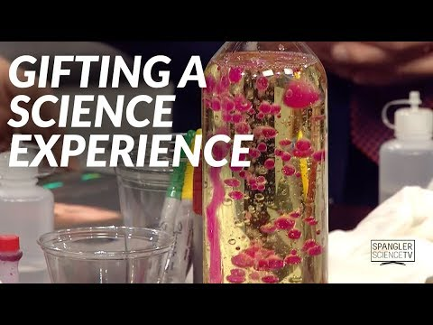 Gifting a Science Experience - Steve Spangler on 9NEWS
