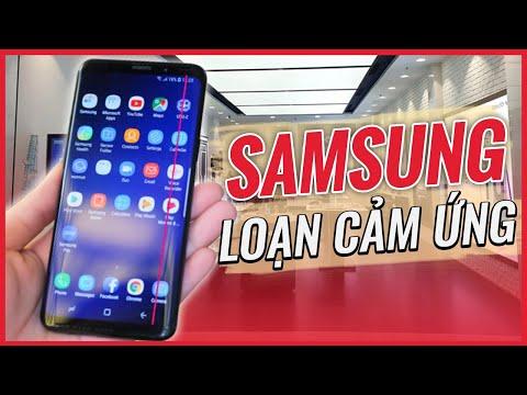 """Nguyên Nhân Smartphone Samsung """"DỄ BỊ LOẠN CẢM ỨNG"""" - Cách Khắc Phục Cực Chuẩn"""